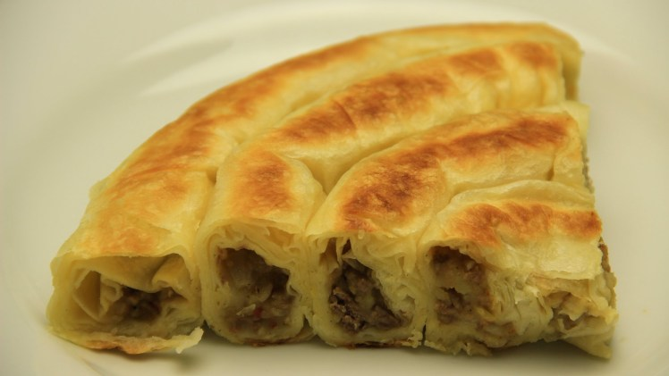 Turkish Potatoes Rolled Borek Recipe Without Oven – Cooking Videos.