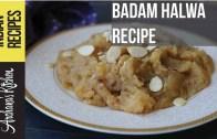 Badam Halwa Recipe – Sweet Recipes by Archana's Kitchen