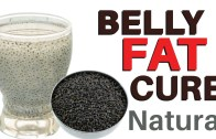 Belly Fat Cure by Natural Ways – Chia Seeds For Weight Loss Smoothie – Easy Trick