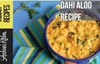 Dahi Aloo Recipe – North Indian Curries By Archana's Kitchen