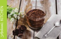 Dark Chocolate Mousse Recipe by Archana's Kitchen