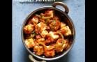 Kadai paneer recipe – Restaurant style kadai paneer