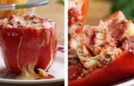 Lasagna – Stuffed Peppers