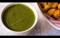 Mint chutney recipe – Mint chutney for tandoori snacks & starters