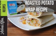 Roasted Potato Roll – Wrap – Recipe – Snack Recipes by Archana's Kitchen