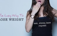 The Lazy Way To Lose Weight – DIY Weight Loss Drink