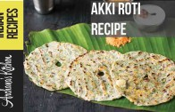 Akki Rotti Recipe – Indian Breakfast Recipes by Archana's Kitchen