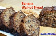 Banana Walnut Bread Recipe – How to Make at home
