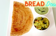 Bread Dosa – Instant Dosa – NO fermentation Dosa – Indian Breakfast