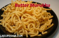 Butter murukku recipe – Butter Chakli