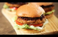 Chicken Burger With Bacon Jam – Burger Recipe – Nick Saraf's Food Log