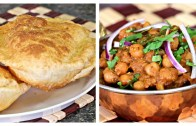 Chole Masala & Bhatura – Step by Step Cooking – Lunch – Dinner – Breakfast Menu Series