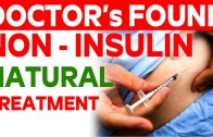 Diabetes Control WithOut Using Insulin – Natural treatment
