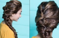 How To Make A Twisted Faux Braid – Quick & Easy Hairstyles