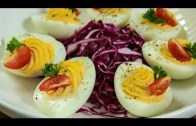 How To Make Deviled Eggs – Deviled Eggs Recipe – Egg Recipes – The Bombay Chef – Varun Inamdar