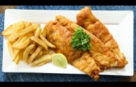 How To Make Fish And Chips – Homemade Fish And Chips Recipe – Crispy Fish And Chips – Neelam Bajwa