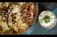 How To Make Hyderabadi Biryani – Hyderabadi Mutton Dum Biryani Recipe – Masala Trails With Smita Deo