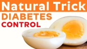 I CAN'T BELIEVE IT WORKS – Natural Trick For Diabetes Control – BOILED EGG