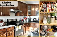 Indian Kitchen Organization Ideas – Kitchen Tour – Kitchen Storage