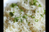 Jeera rice recipe – Easy jeera rice recipe – How to make jeera rice recipe