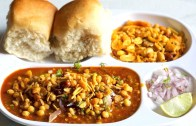 Misal pav – Easy misal pav – One pot recipe (no pressure cooker)