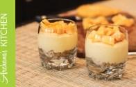No Bake Eggless Mango Cheesecake Recipe by Archanas Kitchen