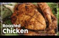 Perfect Homemade Roast Chicken – Family Dinner Recipe – My Recipe Book By Tarika Singh