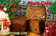 Plum Cake Recipe – Christmas fruit Cake – How to make plum cake