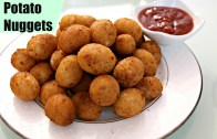 Potato Nuggets – Easy Snack Recipe – Party Appetizer – Starter