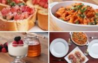 3 – Course Italian Dinner