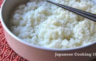 Sushi Rice Recipe – Japanese Cooking 101