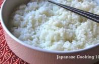 Sushi Rice Recipe – Japanese Cooking 101