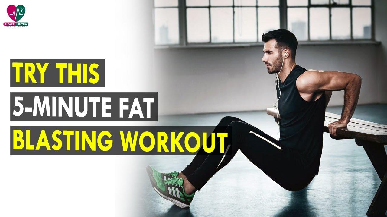 5-Minute Fat-Blasting Workout pics