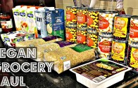 MONTHLY VEGAN GROCERY HAUL – Cheap Lazy Vegan