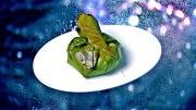 Dhe Ruchi – Chemmeen pollichathu Recipe – Mazhavil Manorama