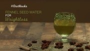How to Lose Weight with Fennel Seed Water – Weight Loss Diet Hacks – Glamrs
