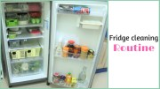 How To Clean A Fridge – Kitchen Tips