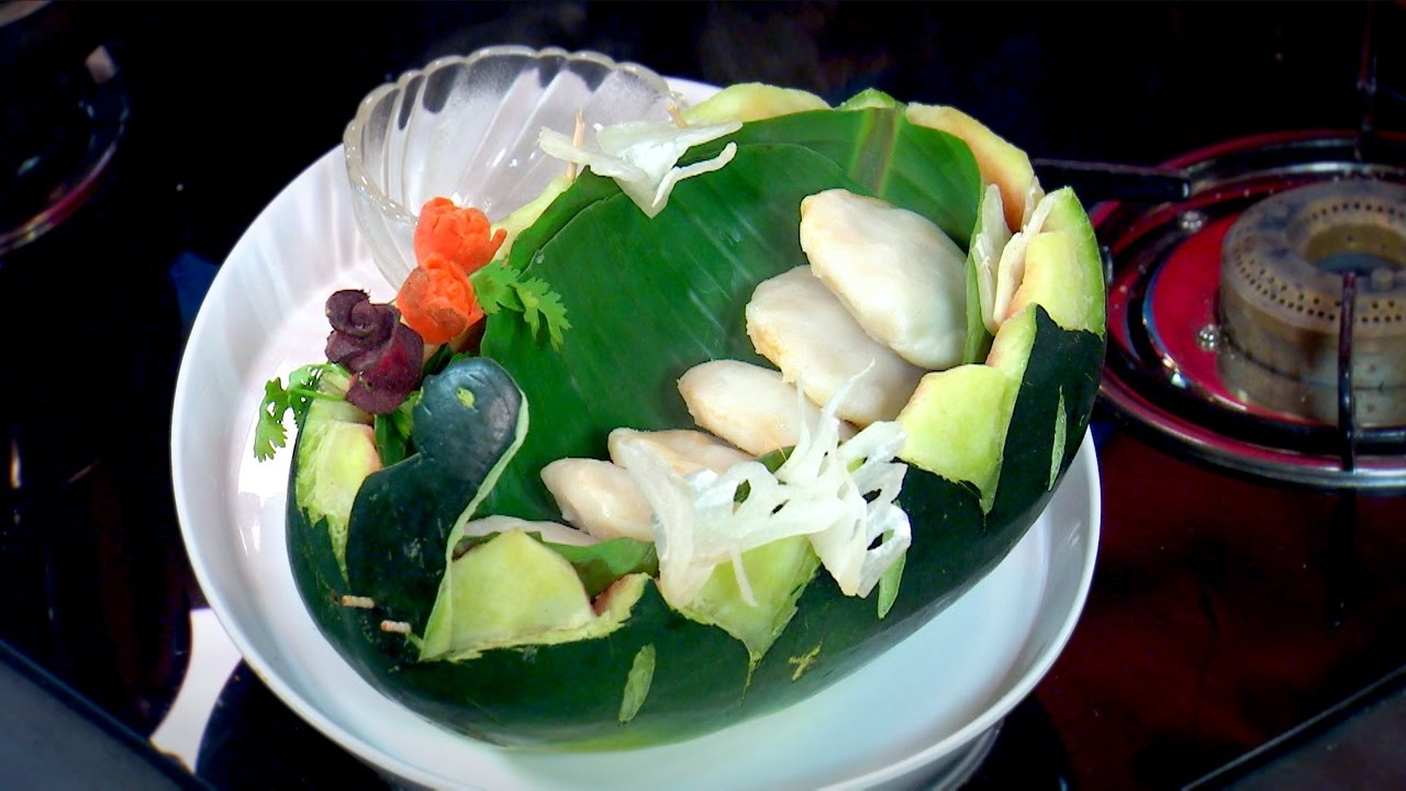 Malayalam cookery show snacks