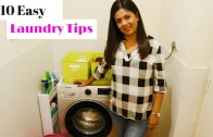 Laundry Routine -10 Easy Laundry Tips
