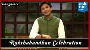 Raksha Bandhan Celebration in Bangalore – Chef Vikas Khanna – AskMe