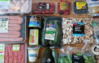 1st Grocery Haul For 2017 – Low Carb Keto Diet Foods – Australia