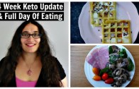 4 Week Keto Diet Weight Loss Results + Low Carb Full Day Of Eating