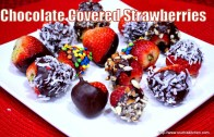 Chocolate Covered Strawberries – Valentine's Day Special Recipe