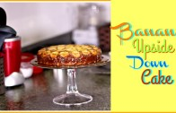 Eggless Banana Upside Down Cake – Mother's Day Special Cake Recipe