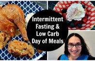 Intermittent Fasting & Low Carb Keto Diet Full Day Of Eating