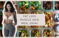 MEAL PREP WITH ME – Easy & Fast – High Protein Meals for Fat Loss