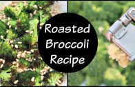 Roasted Broccoli Recipe with Lemon and Garlic