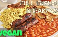 VEGAN FULL ENGLISH BREAKFAST – Cheap Lazy Vegan
