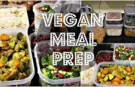VEGAN MEAL PREP -3 – LUNCH AND DINNER –  Cheap Lazy Vegan