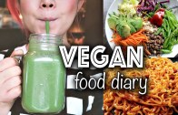 WHAT I ATE IN A WEEK – BUSY VEGAN